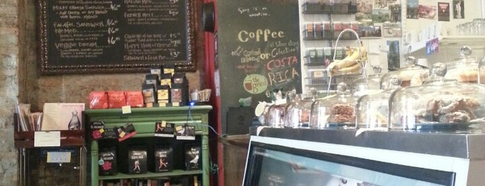 Grind Cafe Co is one of Some Fave Local Shops!.