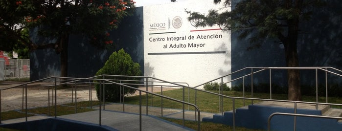 Centro Integral De Atencion Al Adulto Mayor ISSSTE Leon is one of Orte, die Ana gefallen.
