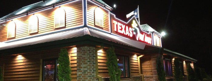 Texas Roadhouse is one of Tempat yang Disimpan Taryn.