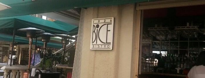 Bice Restaurant is one of Lugares guardados de Maiddi.