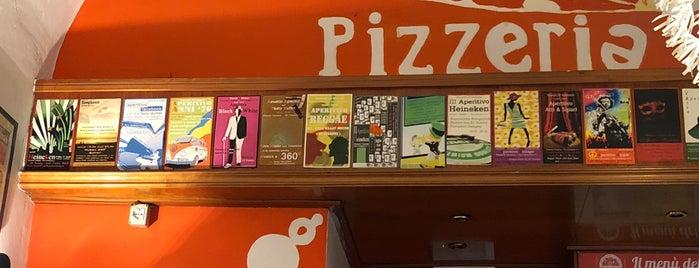 Pizzeria l'Arancio is one of Tuscany.