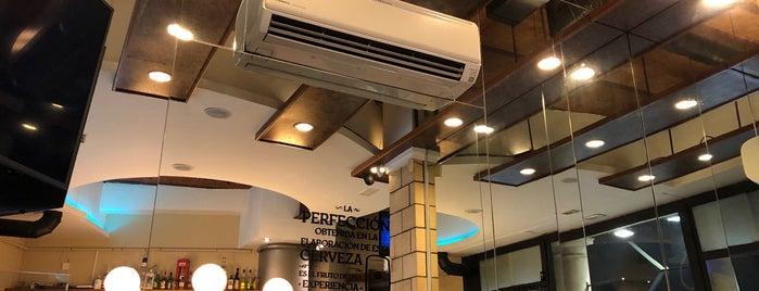 Lucu's Bar is one of SPA Barcelona.