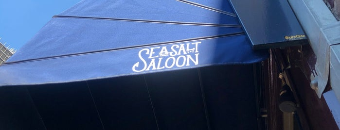 Sea Salt Saloon is one of Netherland.
