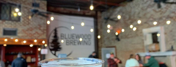 Bluewood Brewing is one of STL.