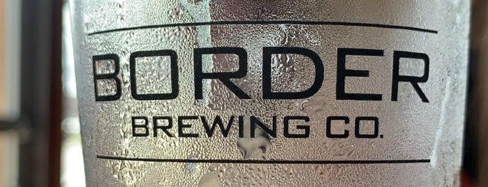Border Brewing Company is one of สถานที่ที่ Lori ถูกใจ.