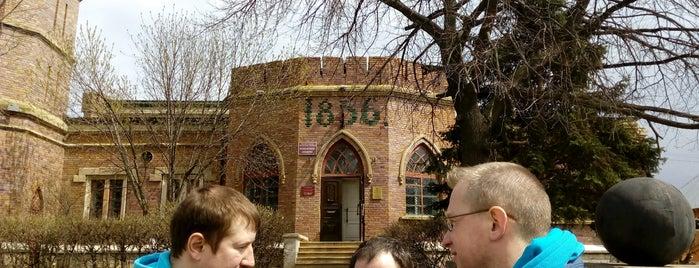 Музей истории Оренбурга is one of Lieux qui ont plu à Alexander.
