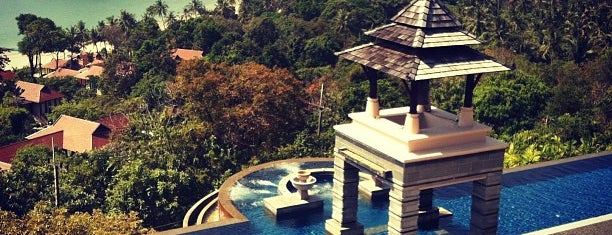 Pimalai Resort & Spa is one of Thailand.