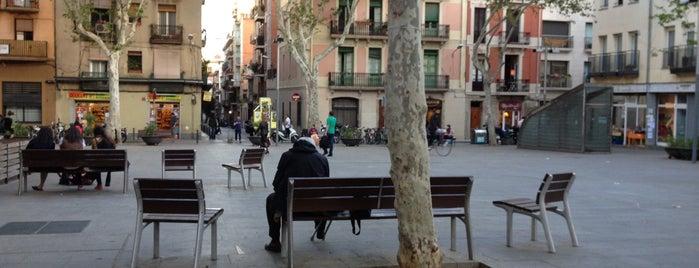 Plaça del Diamant is one of Barcelona Essentials.