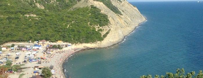 Пляж is one of Анапа-Геленджик.