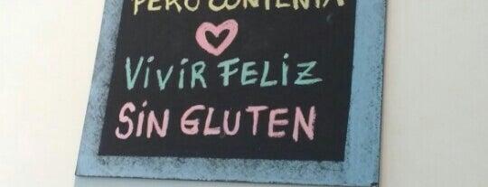 Bajo Viamonte Menús Sin Gluten is one of Buenos Aires sin gluten.