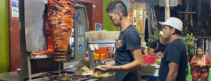 Tacos El Ivan is one of mexico.
