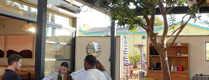 Nueva is one of Venice Beach.