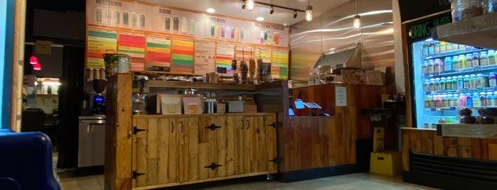 kreation organic juicery is one of Orte, die G gefallen.