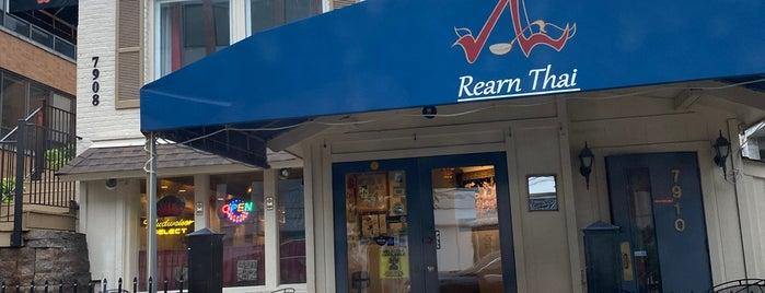 Rearn Thai Restaurant is one of Restaurants I've Tried.