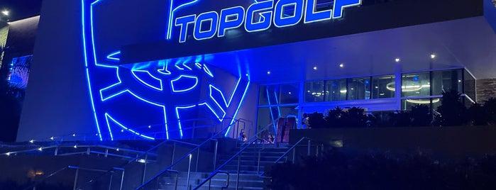 Topgolf is one of Posti che sono piaciuti a Neal.