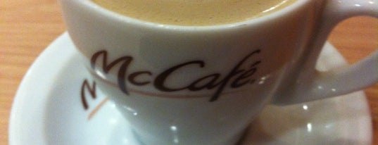McCafé is one of Cafés do Recife.