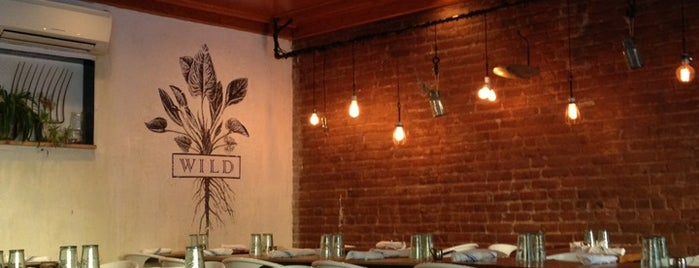 Wild is one of West Village Best Village.