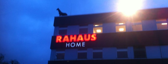 Rahaus Home is one of Möbel und Deko.