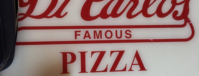DiCarlo's Pizza is one of WHEELING.