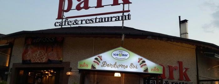 Park Cafe & Restaurant is one of Serenay'ın Beğendiği Mekanlar.