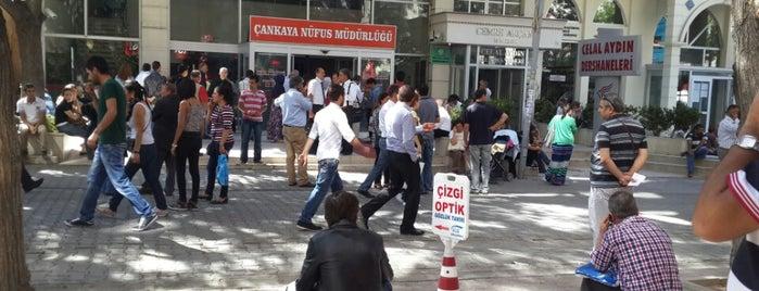 Çankaya Kaymakamlığı İlçe Nüfus Müdürlüğü is one of Lieux qui ont plu à renklimelodiblog.