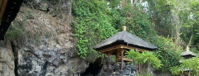 Pura Goa Lawah is one of DENPASAR - BALI.