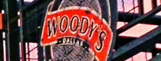 Woody's is one of Watering Holes.