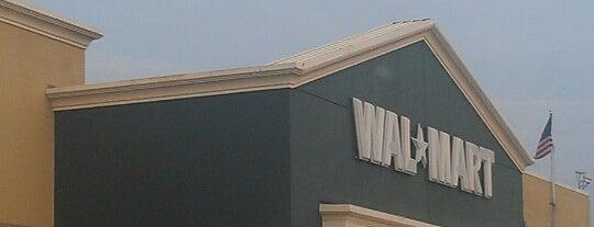 Walmart Supercenter is one of favorites 1.