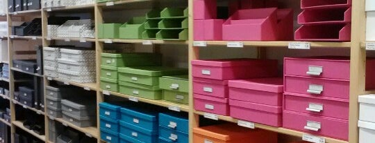 The Container Store is one of NYC Basic List.