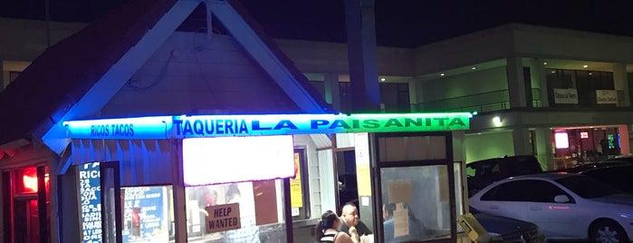 Taqueria La Paisanita is one of Best Mexican Food in Dallas.
