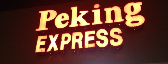 Peking Express is one of Favorite Chinese Restaurants.