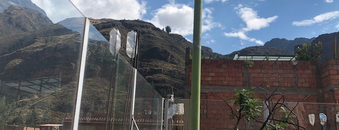 Ulrike's Cafe is one of Sacred Valley.