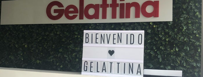 Gelattina is one of Mónicaさんのお気に入りスポット.