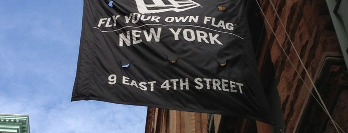 New Era Flagship Store: New York is one of New York.