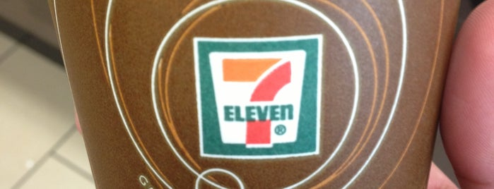 7-Eleven is one of Recently Opened.