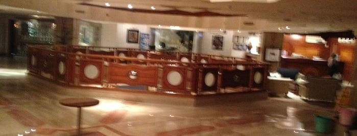 Tropicana Rosetta Hotel is one of Orte, die Ahmed gefallen.