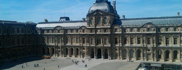 Museo del Louvre is one of Expositions, visites et balades.