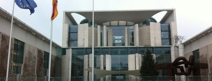 Chancellerie fédérale is one of Deutschland | Sehenswürdigkeiten & mehr.