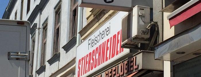 Stierschneider is one of Mein Wien.