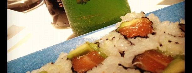 Restaurante Miu is one of Una mica de Japó a Barcelona.