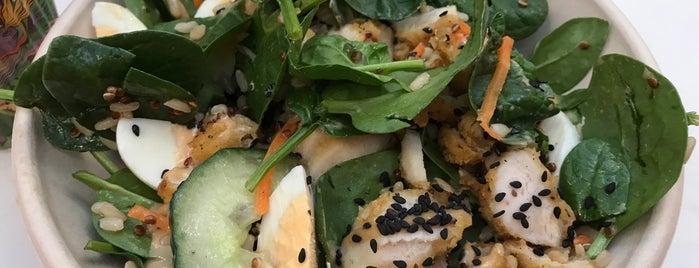 Sumo Salad is one of Locais curtidos por Els.