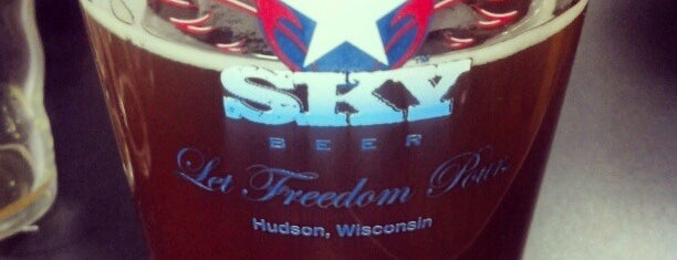 American Sky Brewing is one of Tap Rooms / Breweries in the Greater MN Area.