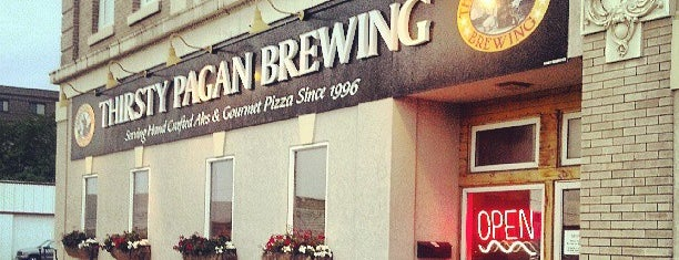 Thirsty Pagan Brewing is one of Tap Rooms / Breweries in the Greater MN Area.