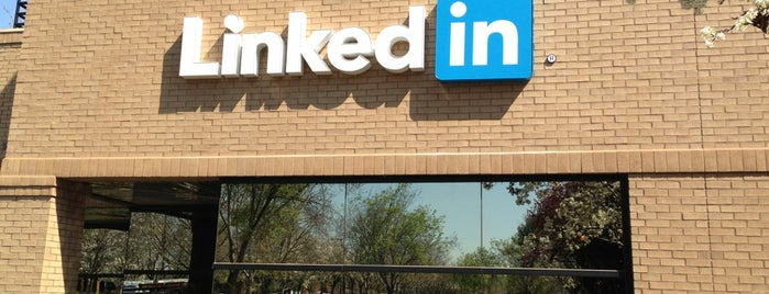 LinkedIn is one of Startups & Spaces NYC + CA.