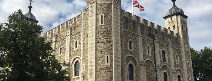Torre de Londres is one of Europe 2015.