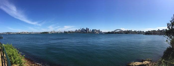 Cremorne Point Walk is one of Sydney.