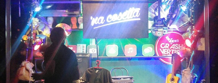 'na cosetta is one of Drink, Dance & music.