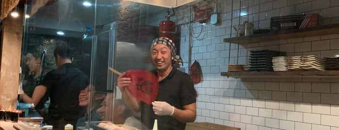 Yakitori Tora is one of NYC 2014 new openings.