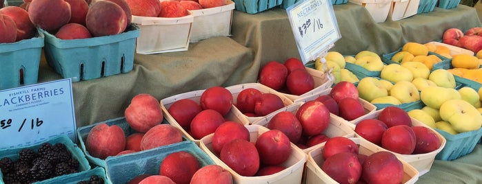 Beacon Farmers Market is one of NYC Quick Escapes.