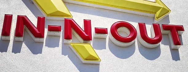 In-N-Out Burger is one of Posti che sono piaciuti a Tac.